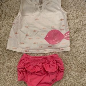 Tea: cute outfits for summer, size 12-18 months